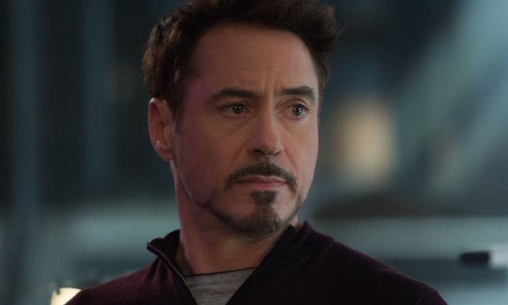Tony Stark Robert Downey Jr.