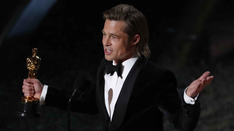 Oscars 2021 presentadores brad pitt zendaya