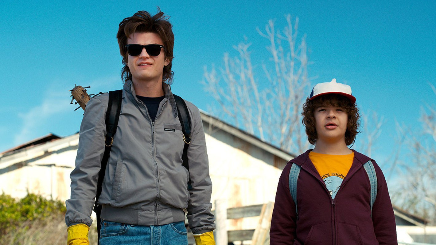 Stranger Things Gaten Matarazzo Joe Keery spin-off