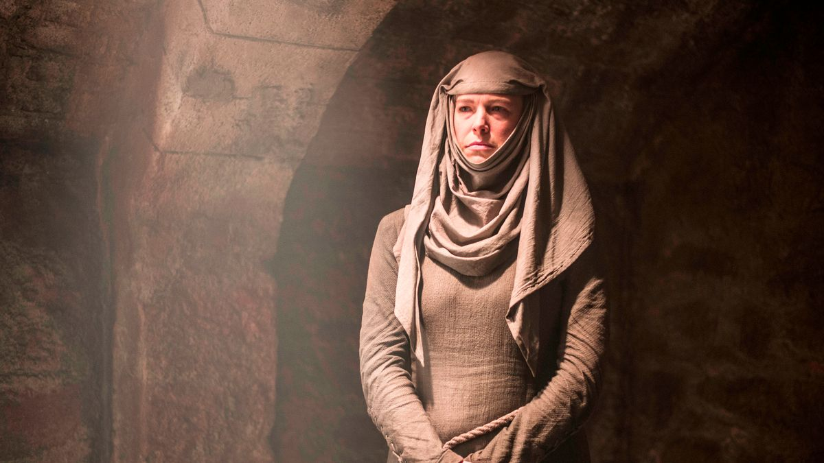 Game of Thrones tortura Hannah Waddingham