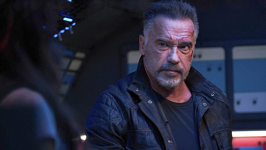 Arnold Schwarzenegger stars in Skydance Productions and Paramount Pictures' TERMINATOR: DARK FATE
