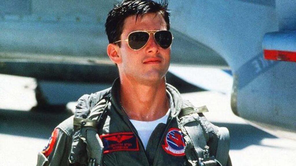 """Tom Cruise """"Top Gun"""""""