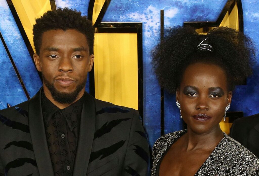 Lupita Nyong'o Black Panther 2 Chadwick Boseman UCM Marvel