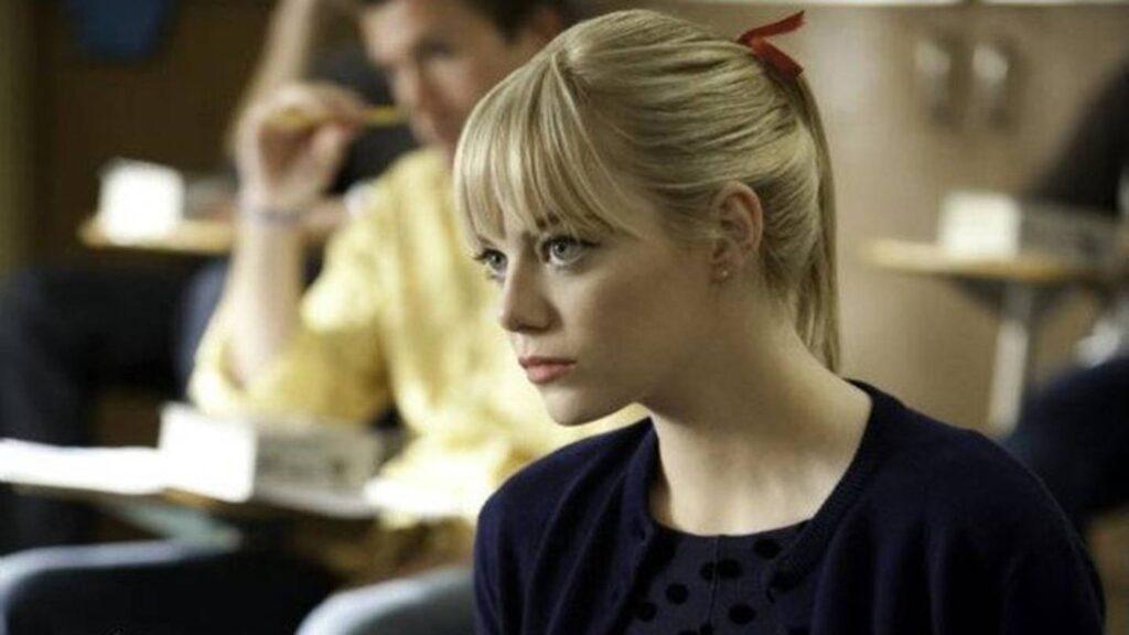 """""""Spider-Man"""" Emma Stone"""