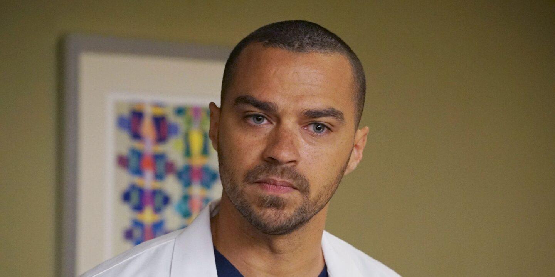Grey's Anatomy Jesse Williams