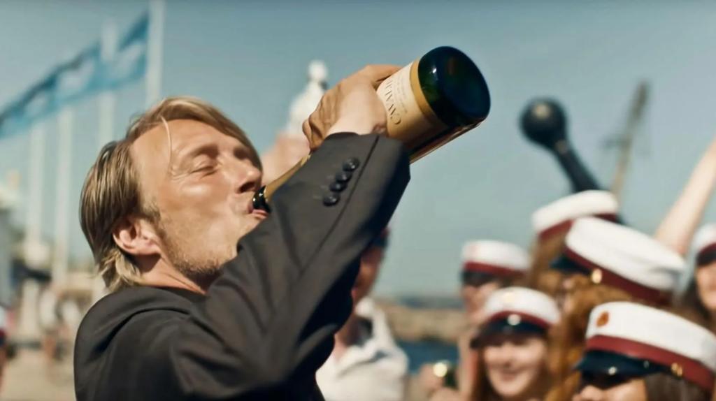 Mads Mikkelsen Druk Leo DiCaprio Hollywood