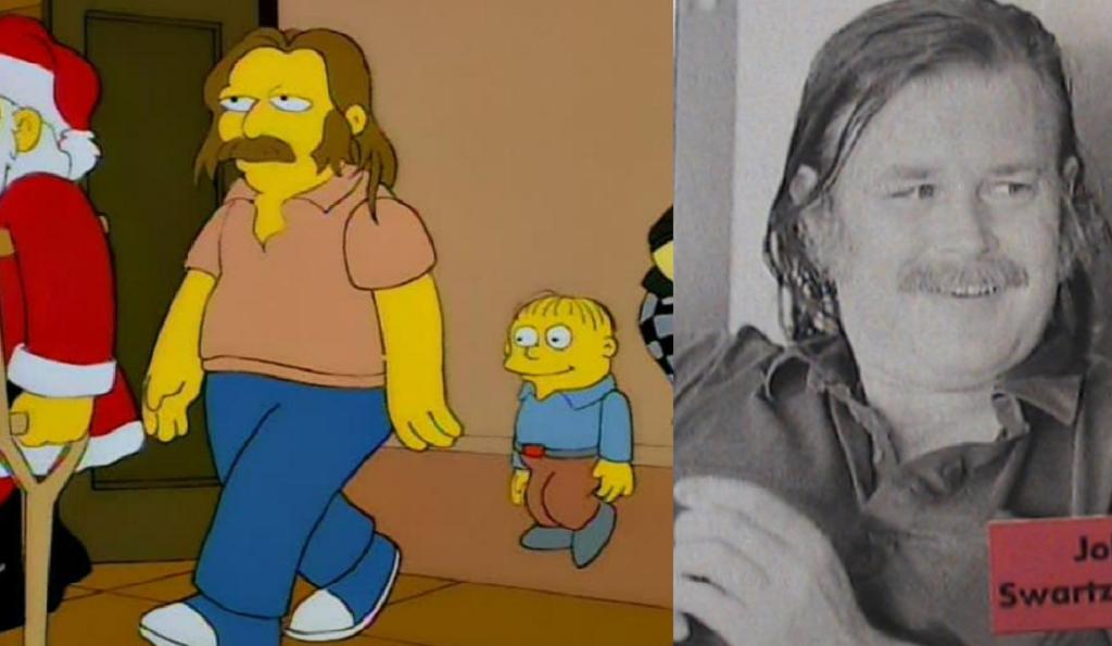 Los Simpson John Swartzwelder