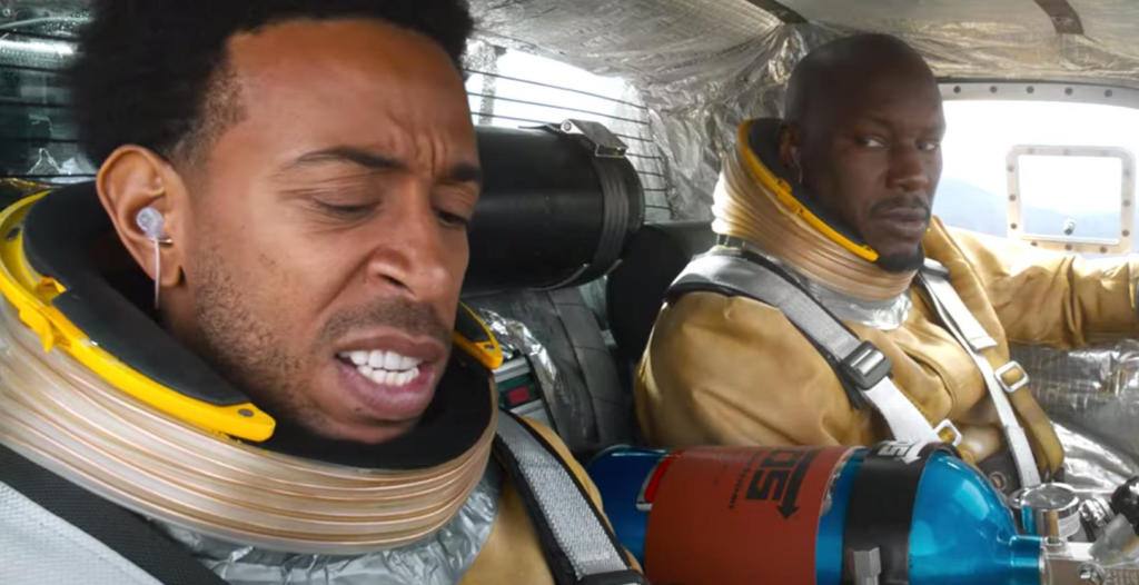Fast & Furious 9 space