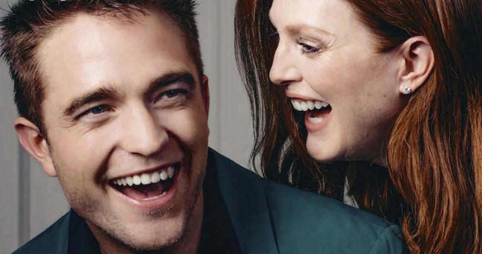 Robert Pattinson y Julianne Moore - Maps to the stars