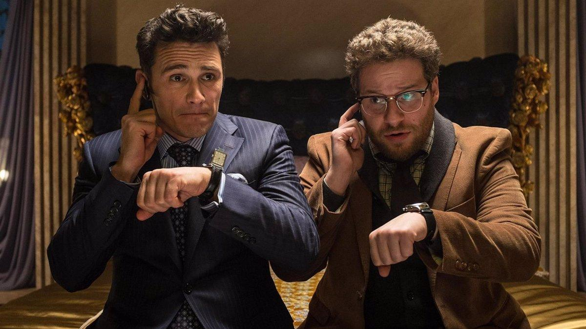 Seth Rogen James Franco abuso sexual