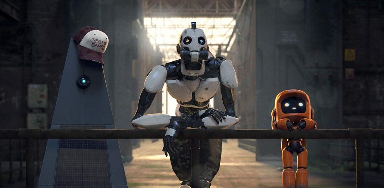 Love death and robots netflix