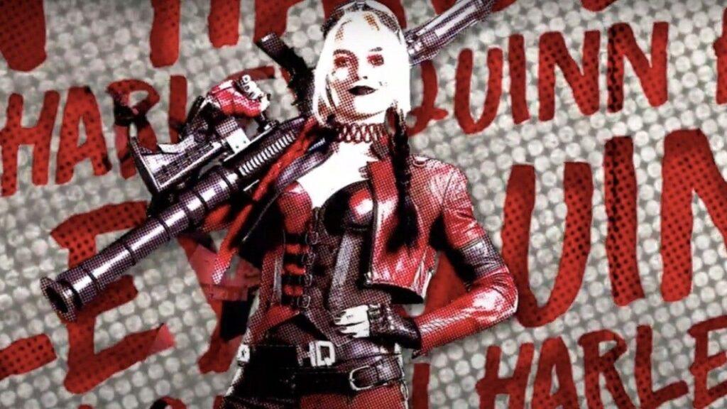 Margot Robbie the suicide squad