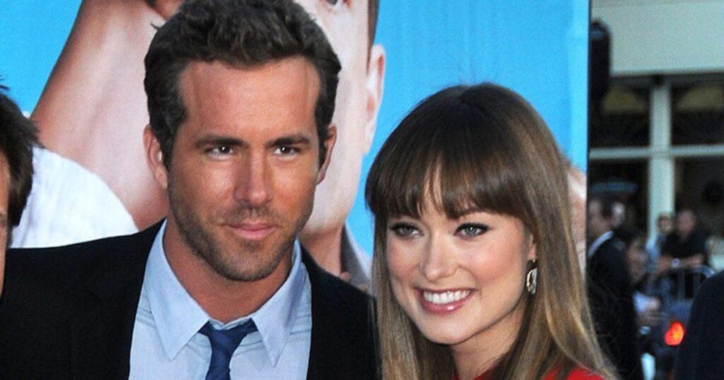 Ryan Reynolds y Olivia Wilde - The Change-Up