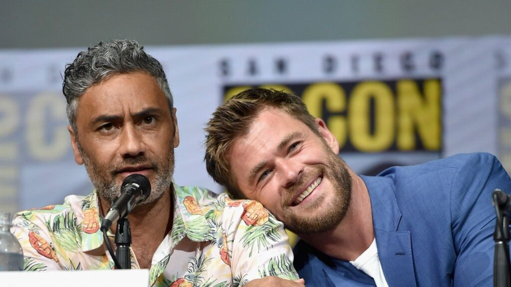 Taika Waititi Thor: Love and Thunder Marvel UCM estreno