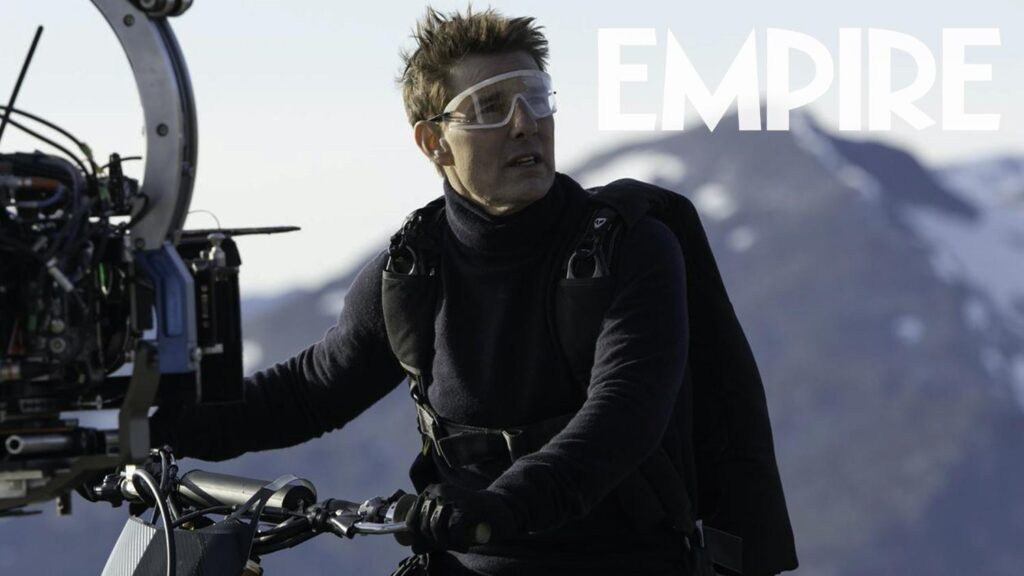 Mission Impossible 7 tom cruise empire
