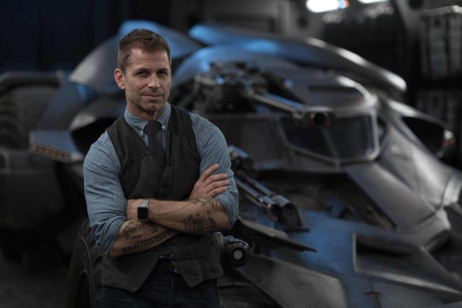 Zack Snyder Warner Bros. Snyder Verse Star Wars