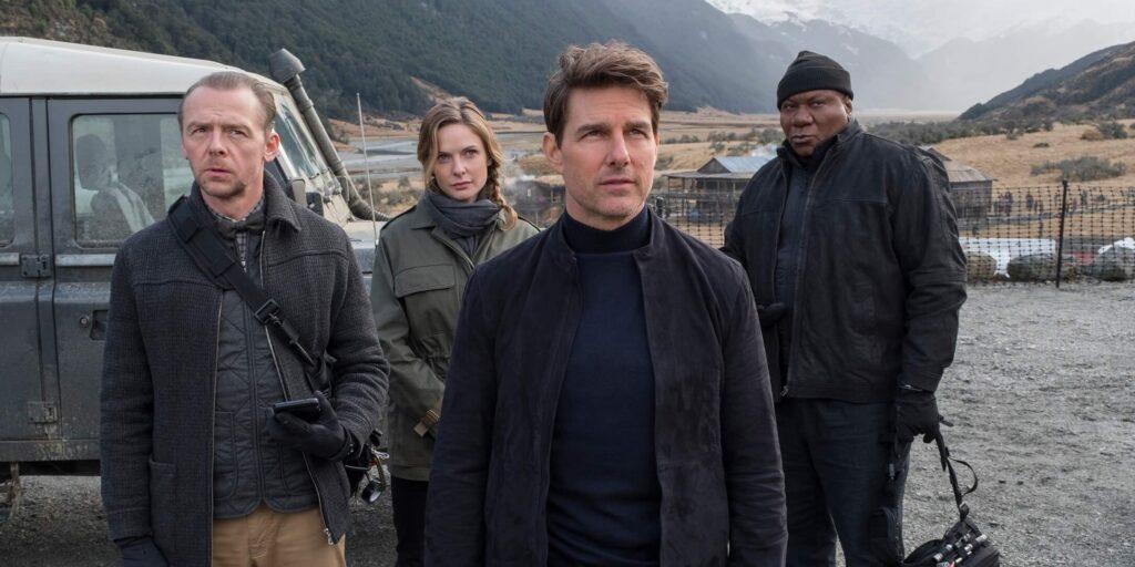 Misión Imposible 7 Tom Cruise coronavirus covid