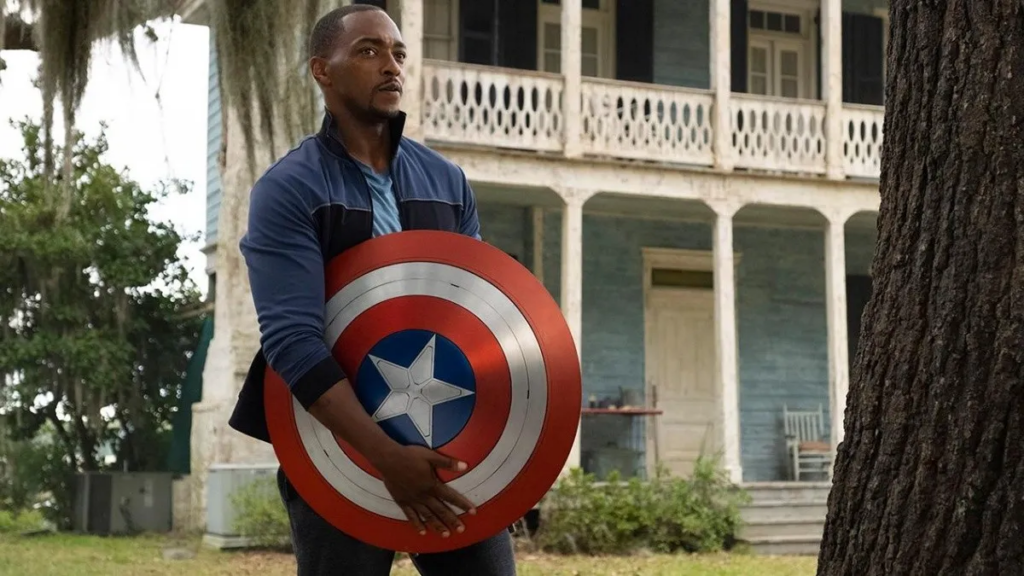 The Falcon and The Winter Soldier Sam Wilson