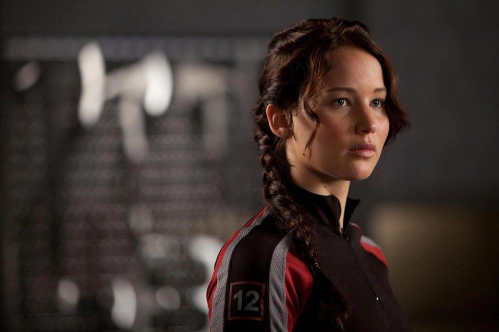 """Jennifer Lawrence """"Los Juegos del Hambre"""""""