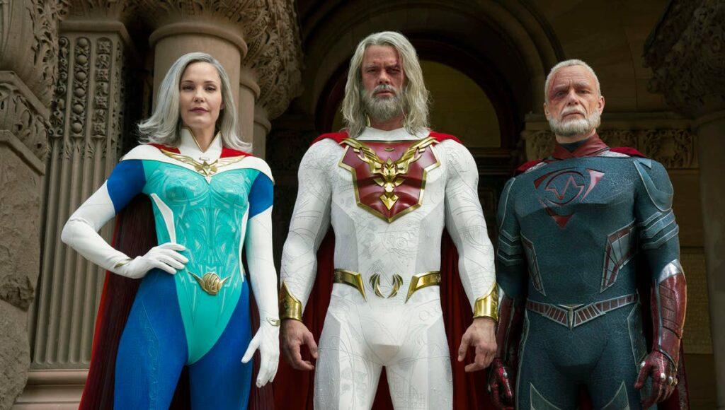 Jupiter's Legacy segunda temporada Mark Millar cancelada