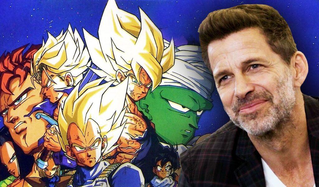 Zack Snyder Dragon Ball anime
