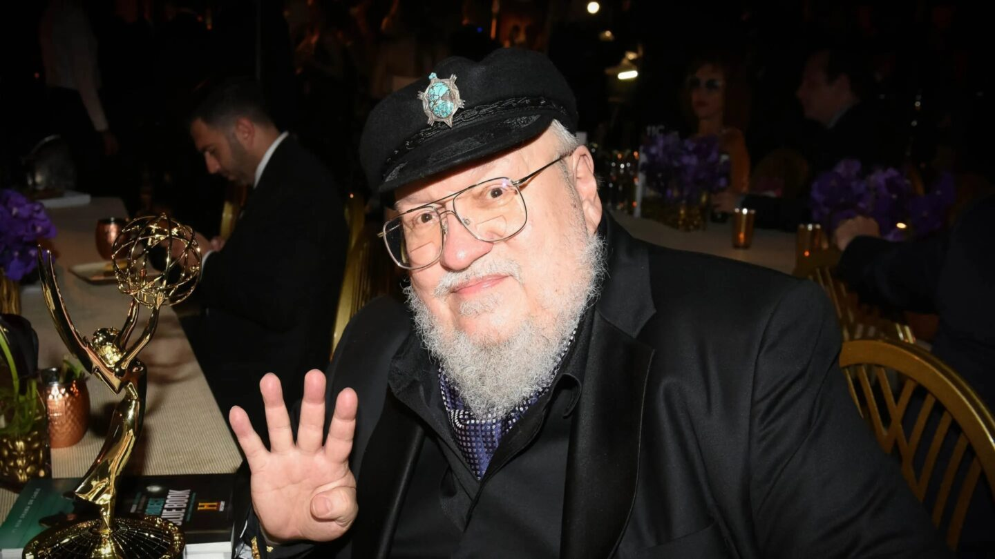 George R.R. Martin Game of Thrones final Winds of Winter