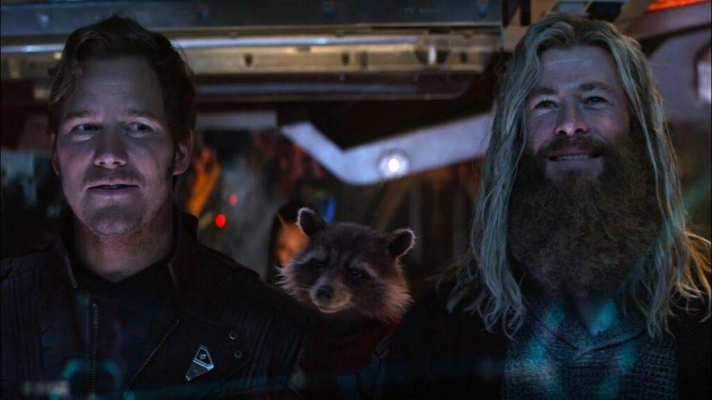 Thor: Love and Thunder fin de rodaje Taika Waititi Chris Hemsworth