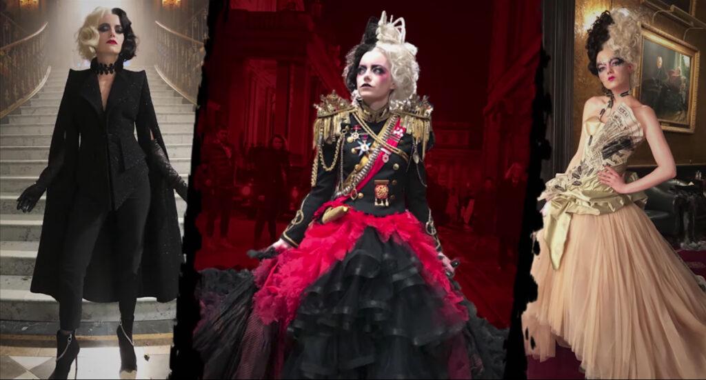 Jenny Beavan Disney Cruella vestuario robo