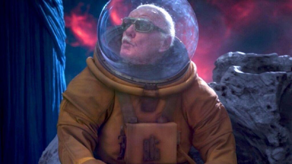 guardianes de la galaxia vol 2 stan lee