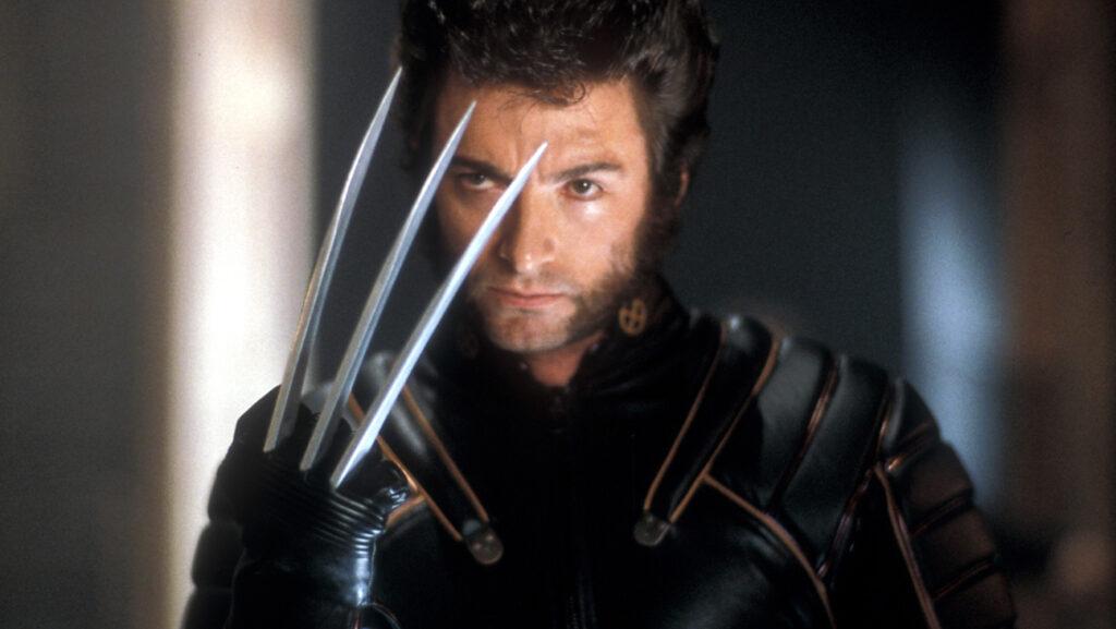 """X-Men"" Hugh Jackman"