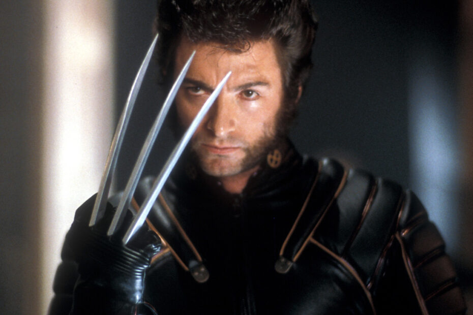 X-Men (2000) Directed by Bryan SingerShown: Hugh Jackman