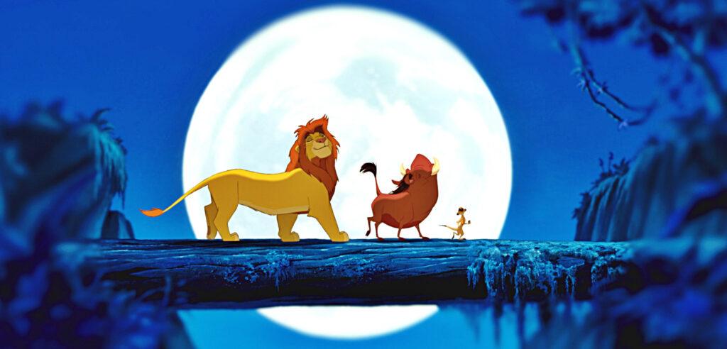 el rey leon disney