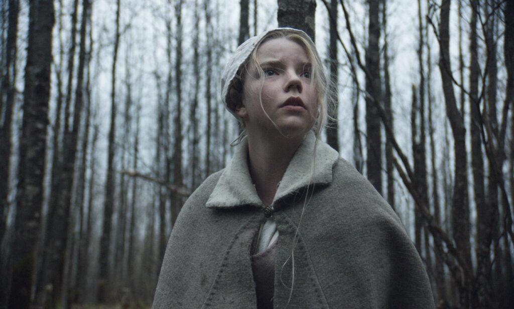 Anya Taylor-Joy The Witch insegura