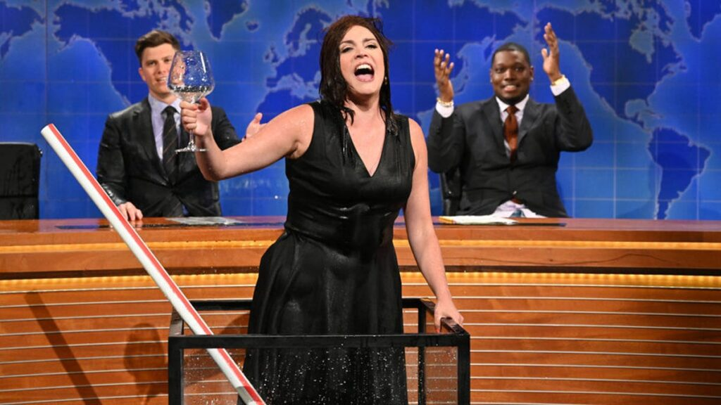 "Cecily Strong por ""Saturday Night Live"""