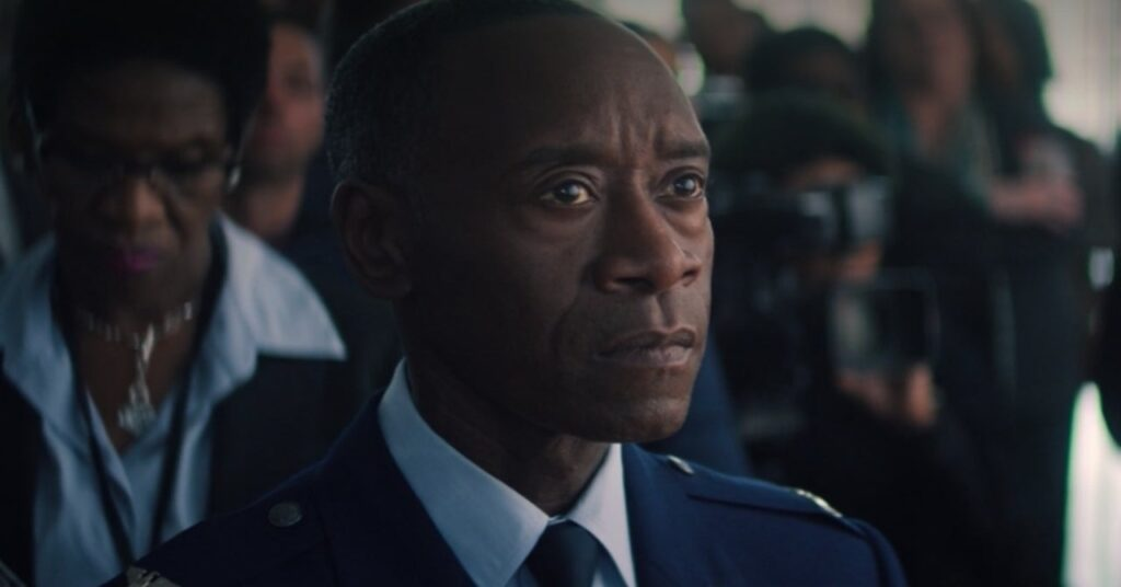 don cheadle the falcon and the winter soldier