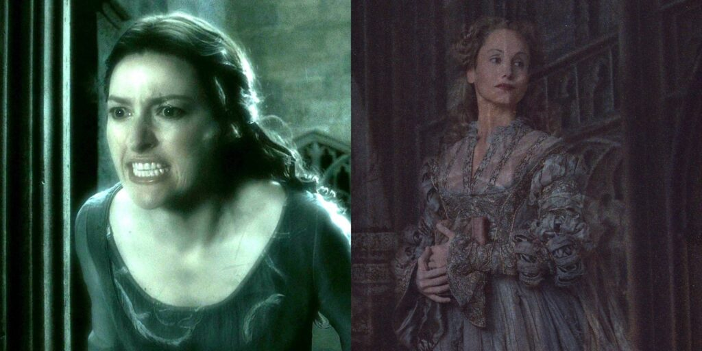 Helena Ravenclaw before after