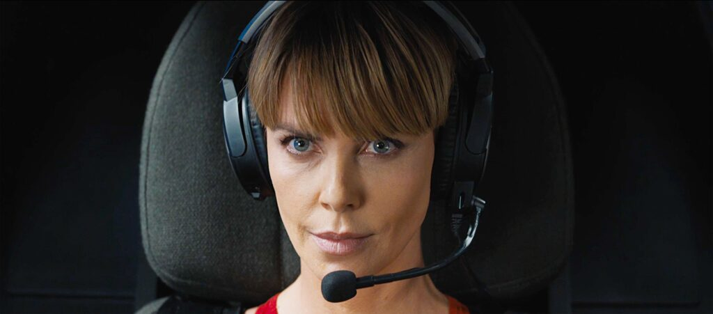 Charlize Theron f9 cipher