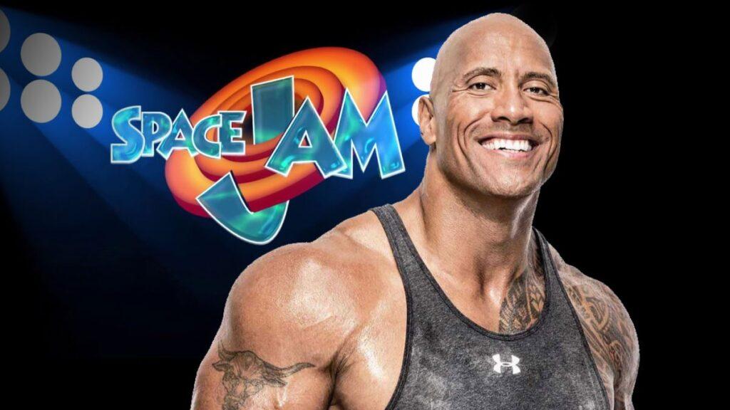 Space Jam Dwayne Johnson