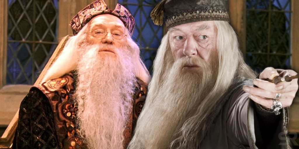 dumbledore before after