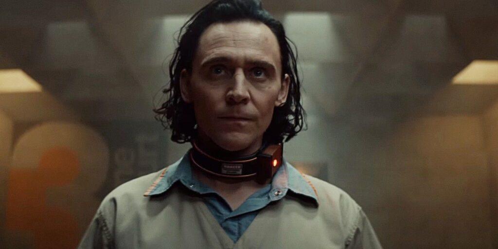 Loki Tom HIddleston Briana Darnell