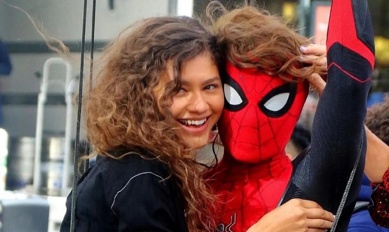 Zendaya UCM Spider-Man Last movie