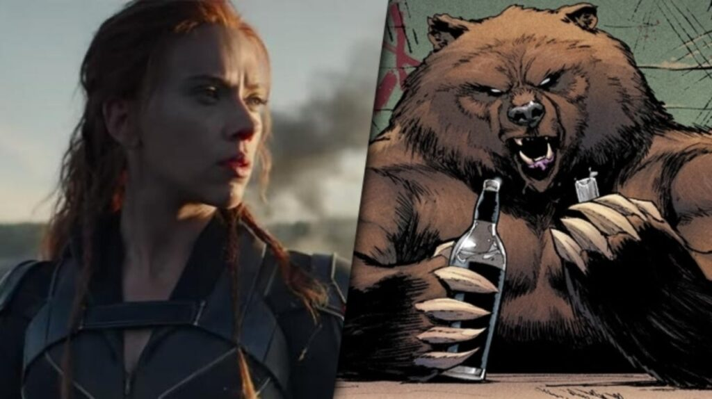 Black Widow Marvel Studios X-Men Ursa Major UCM