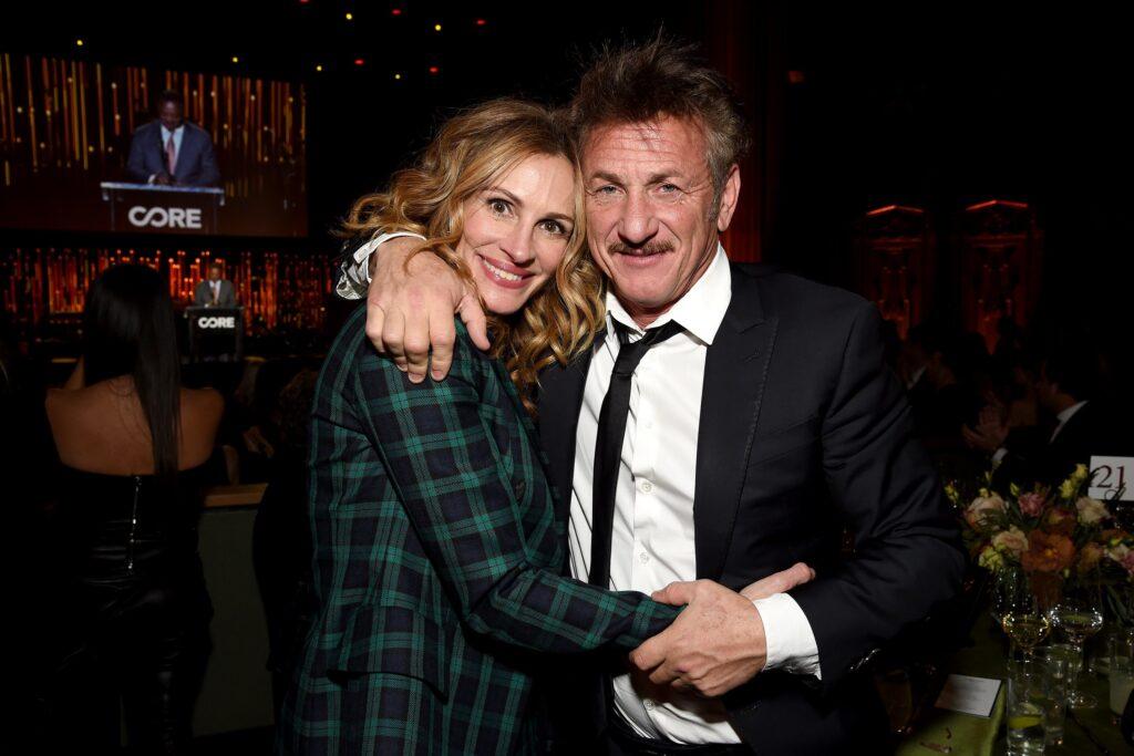 Sean Penn Julia Roberts