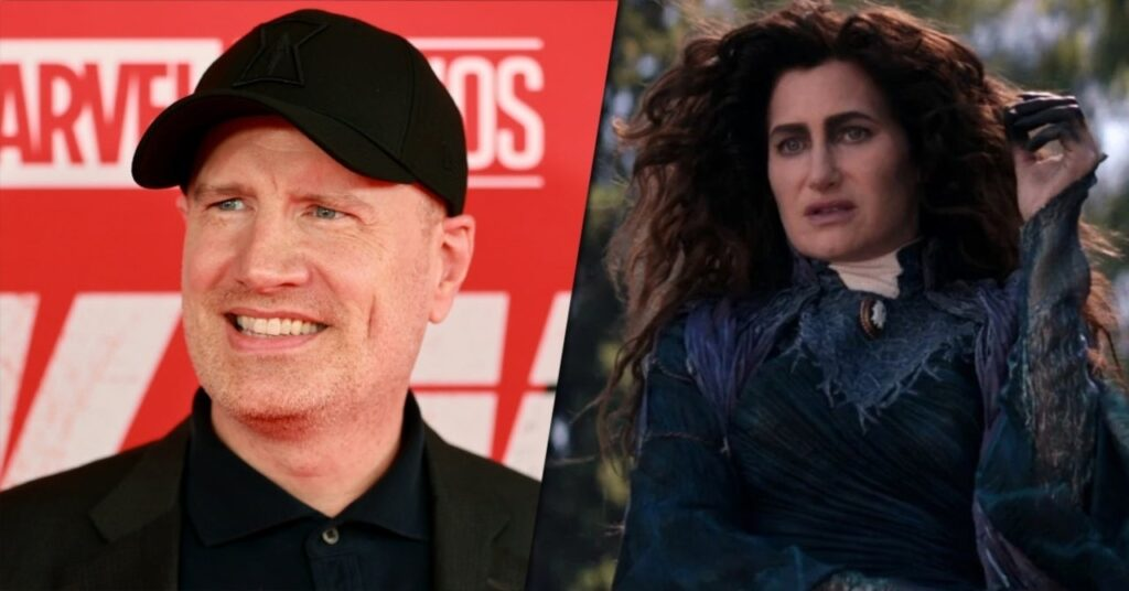 Agatha Harkness Kevin Feige
