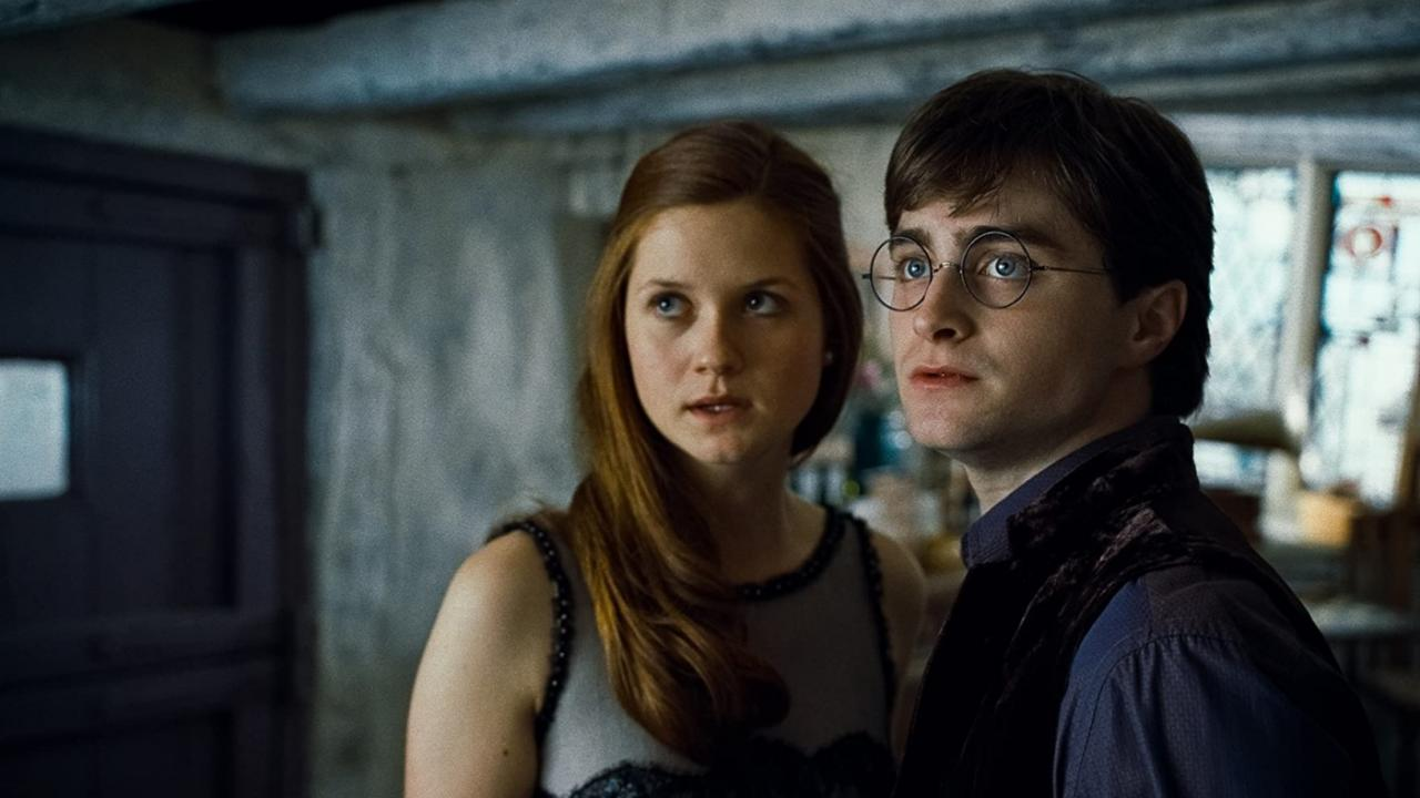 Harry Potter remake Bonnie Wright warner