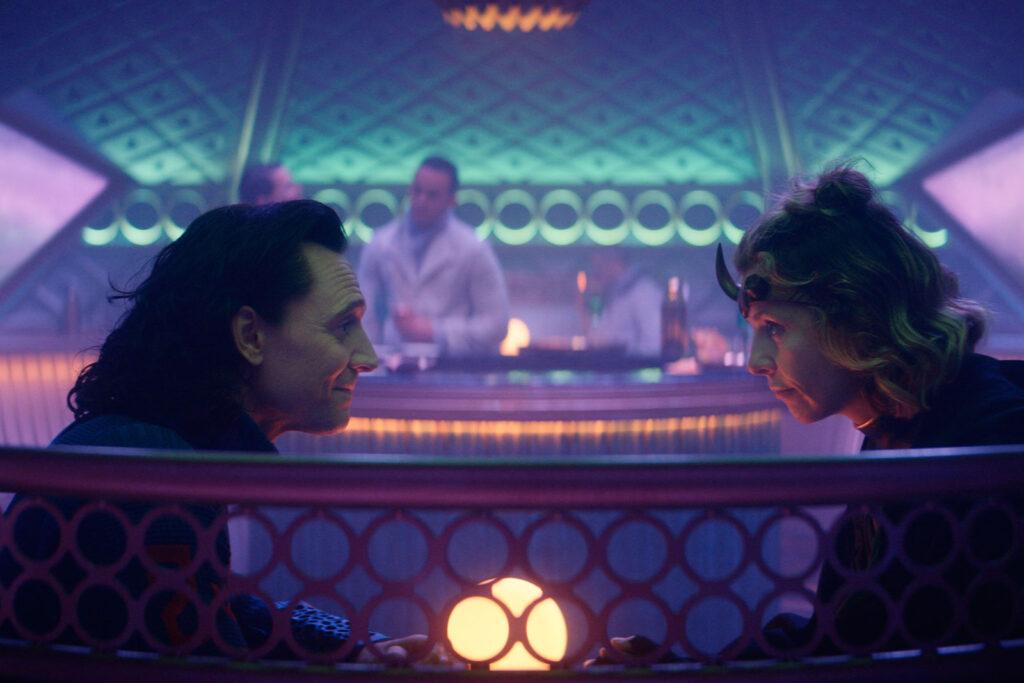 Loki amor sylvie disney+