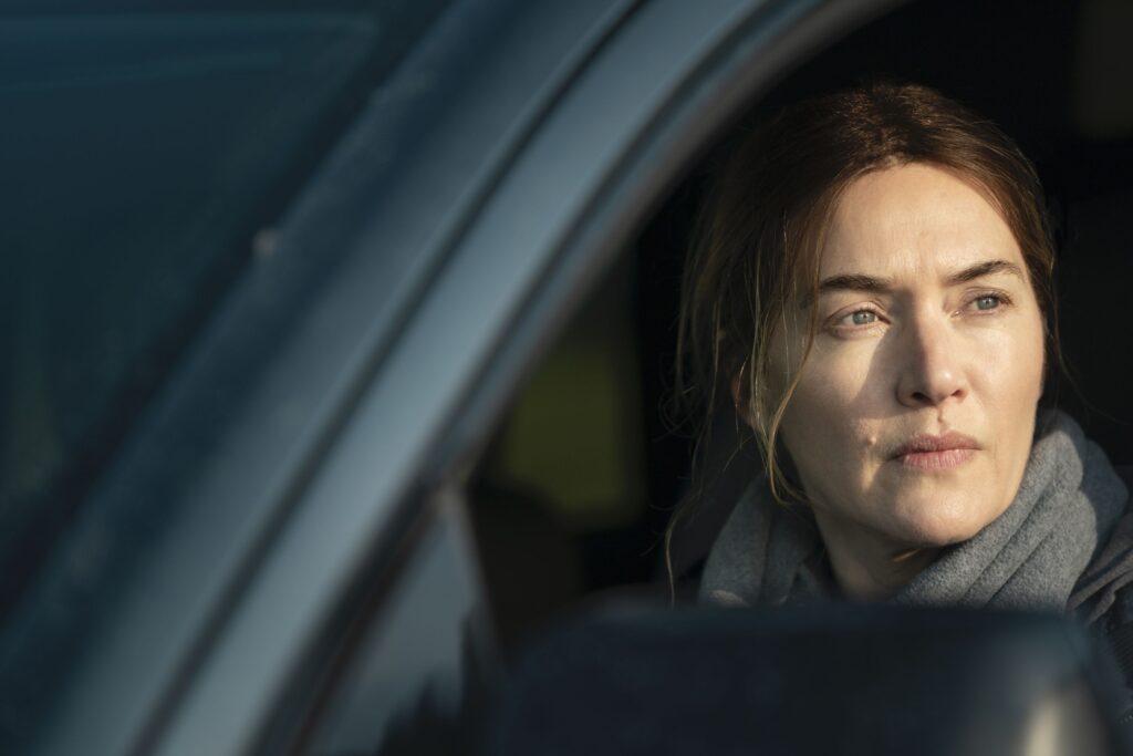 "Kate Winslet por ""Mare of Easttown"""
