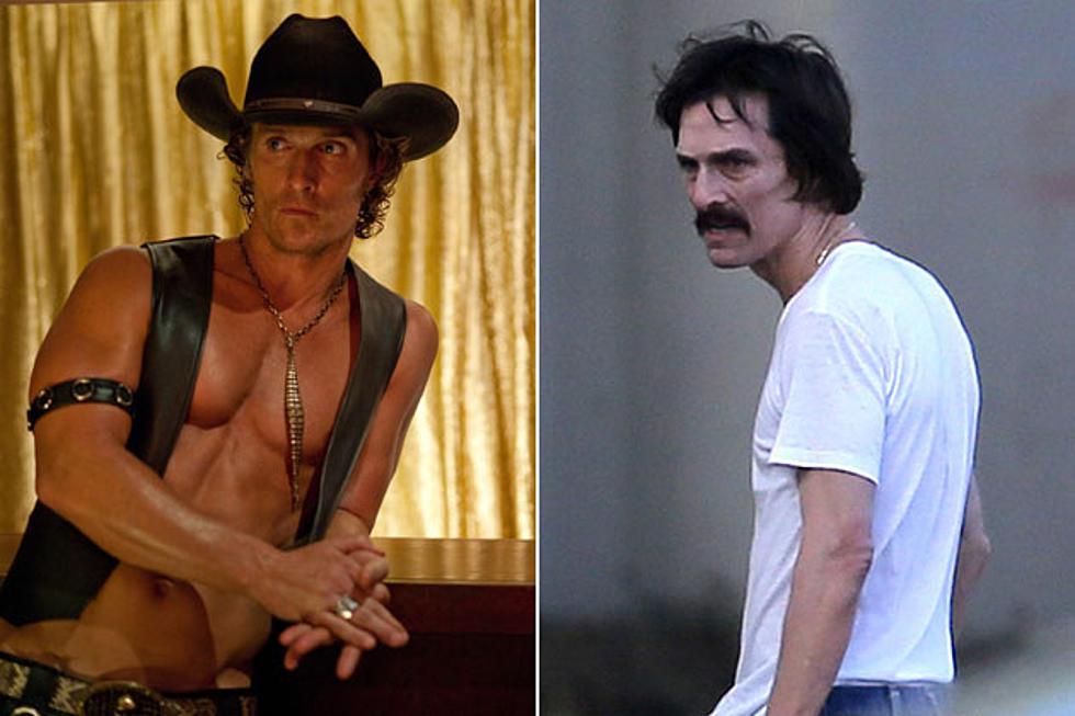 Matthew McConaughey weight