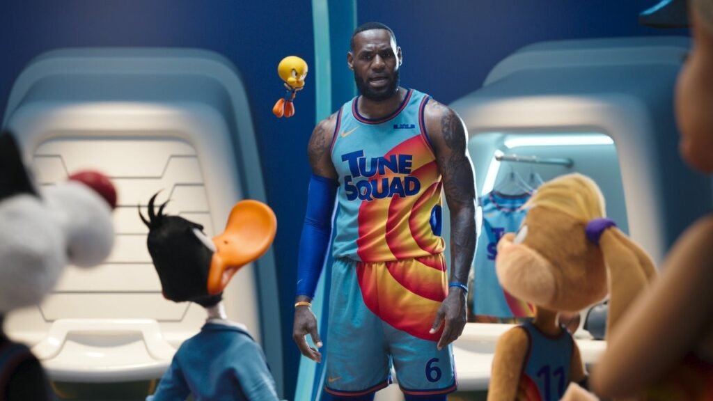 space jam a new legacy lebron james