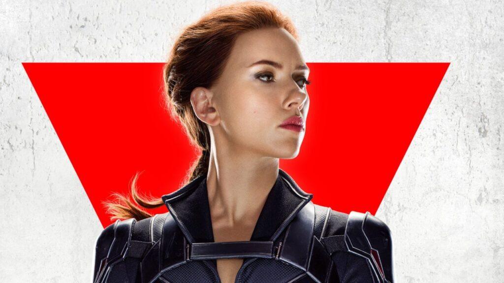 "Scarlett Johansson ""Black Widow"""